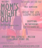 VENDORS WANTED!! Milton's Mom's Night Out