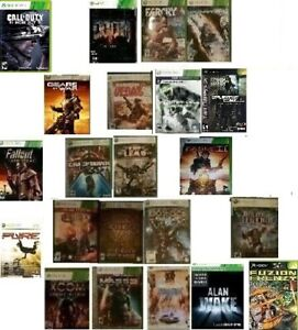 XBOX One Backwards Compatible XBOX 360 games (Various Prices)