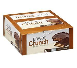 Where can i buy power crunch bars