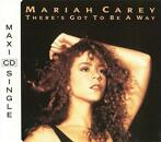 cd single - Mariah Carey - There's Got To Be A Way