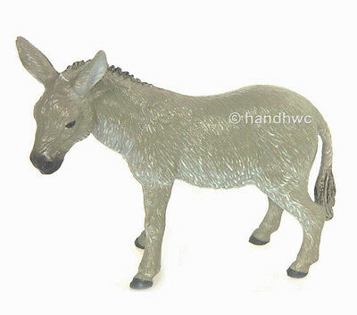 AAA 97220 Grey Donkey Burro Model Toy Figurine Replica - NIP