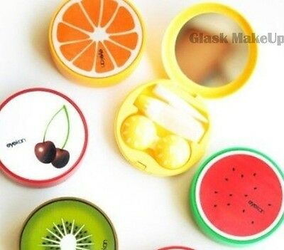 Fruit Lenses case :  Strawberry, Banana or Cherry, choose you most like :)