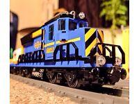 Lego Freight Locomotive