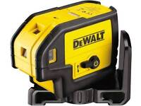 DeWalt DW085K‑XJ ‑ Laser level