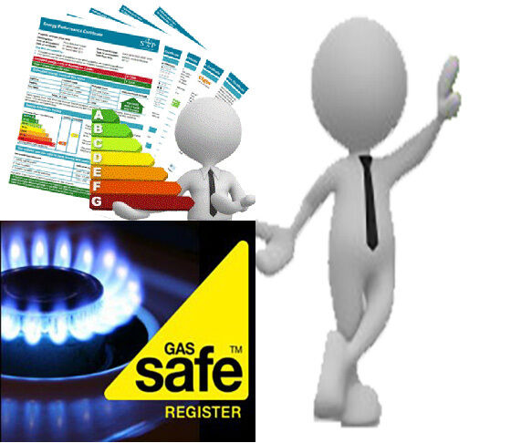 Gas safe and EPC certificate in east london