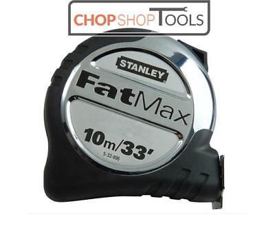 Stanley 5-33-896 Fat Max XL 10M Tape Measure Metre STA533896 10 Meter STA533896
