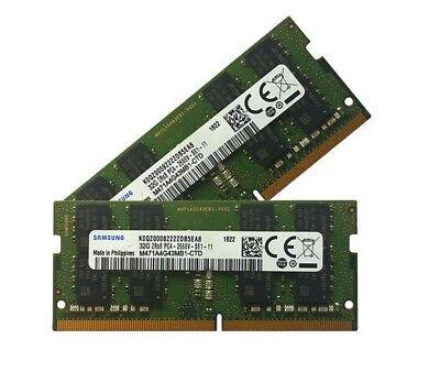 Samsung 2x 32GB RAM 64GB DDR4 2666 Mhz Apple mac mini 8,1 Late 2018 SO DIMM PC4 Mac Mini 4g