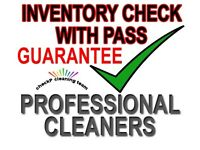 From £30 DEEP END OF TENANCY CLEANING -Short Notice- CARPET CLEANERS DOMESTIC HOUSE PROFESSIONALS
