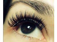 Individual Eyelash extension Offer!