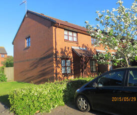 Baiter Park, Poole, BH15 - 2 Bed End Terrace House, unfurnished, being redecorated - Available soon