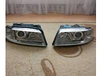 audi a4 b5 facelift headlights