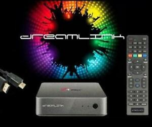 Dreamlink T1 Plus -  Quadcore Android 4K HD - PVR recording WIFI