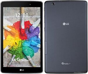 Android tablet LG G Pad III 8.0 FHD LG-V522