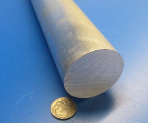 "2011 Aluminum Rod 2.00"" x 3 Ft Length"