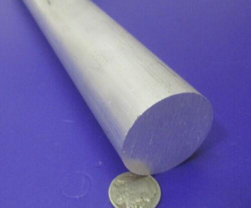 "2011 Aluminum Rod 1 5/8"" (1.625"")  x 3 Ft Length"