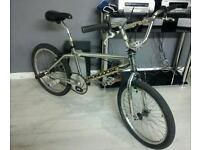 Mongoose villain sniper DMC 90s bmx bike