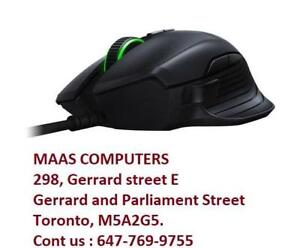 Razer Basilisk Mouse ; The Most Advanced FPS Gaming Mouse ; Brand New ; Sealed Pack