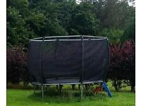 12ft Plum Trampoline