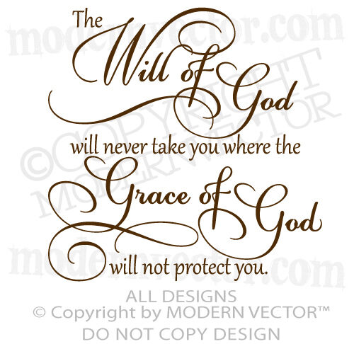 Handle with prayer faith wall decal quote saying christian decor