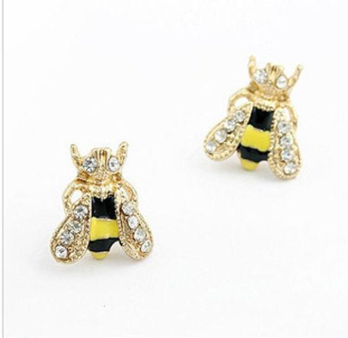 Bee Earrings Ebay