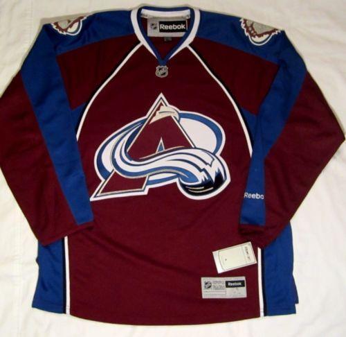 Colorado Avalanche Jersey  Hockey-NHL  d9d8052da