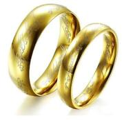 Lord of The Rings Wedding Ring