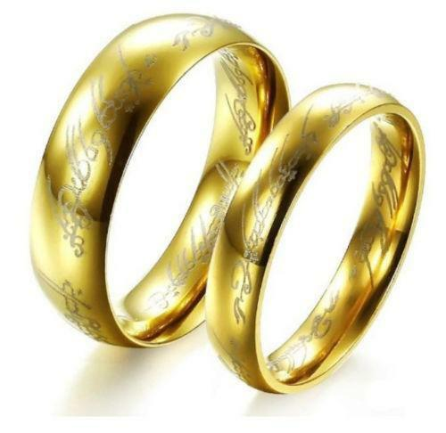 lord of the rings wedding ring - Lord Of The Rings Wedding Rings