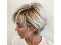 Cut & colour hair model at Charles Worthington Salons