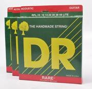 Dr Acoustic Guitar Strings