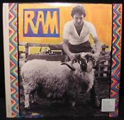 Paul McCartney RAM LP