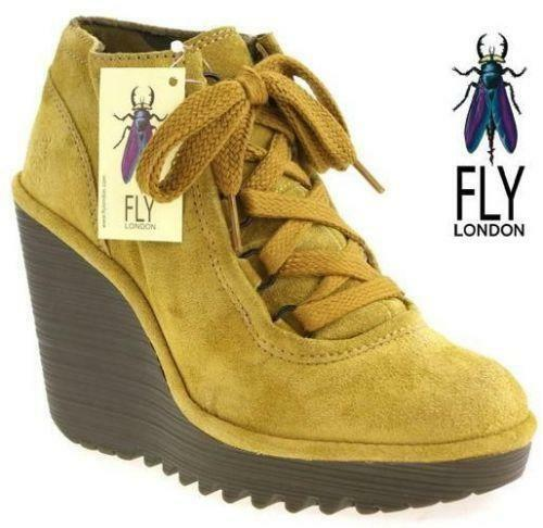 Mustard Coloured Shoes Ebay