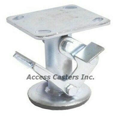 5astfl 5 Standard Floor Lock Foot Operated 4 X 4-12 Plate