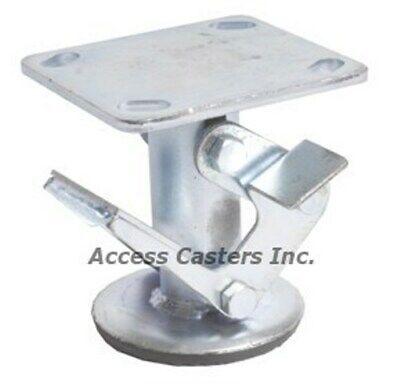 5astfl 5 Standard Floor Lock Foot Operated 4 X 4-12 Plate