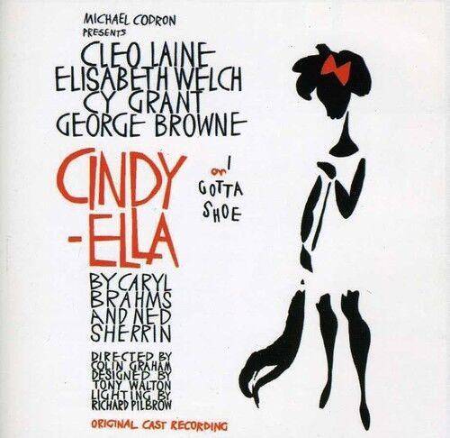 Original Cast - Cindy-Ella / O.C.R. [New CD]