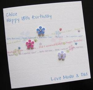 16th Birthday Daughter Card