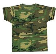 Kids Camo Shirt