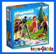 Playmobil Fotograf