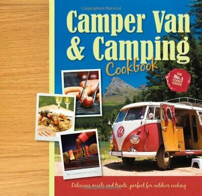 Caravan and Camper Van recipe book. Illustrated cookery for ca... by Igloo Books
