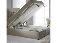Panache ottoman Bed
