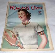 Vintage Womens Magazines