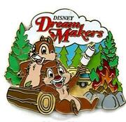 Fort Wilderness Pin