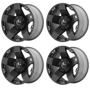 Rockstar Rims Wheel Tire Packages Ebay
