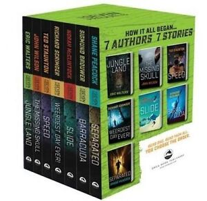 The Seven Prequels Boxed Set by Orca Book Publishers 9781459811706 -Paperback
