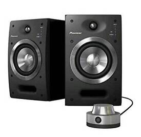 Pioneer S-DJ05 monitor speakers
