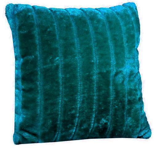 faux fur cushion covers ebay. Black Bedroom Furniture Sets. Home Design Ideas