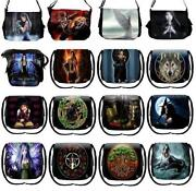 Gothic Messenger Bag