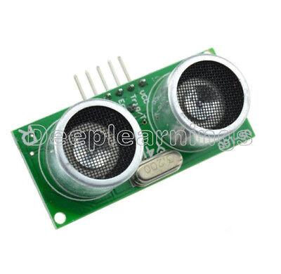 Us-100 Ultrasonic Sensor Module Temperature Compensation Distance For Arduino