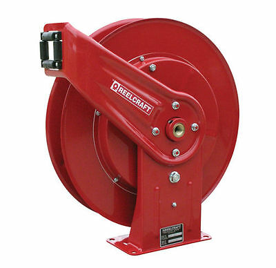 Reelcraft Pw7600 Ohp 38 X 50ft. 5000 Psi - Pressure Washing Reel Without Hose
