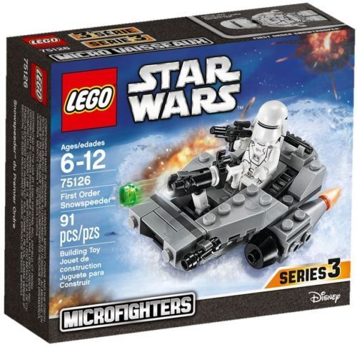 LEGO STAR WARS 75126  NEW