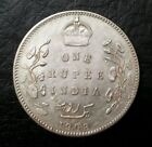 Circulated Uncertified 1908 Year British Indian Coins